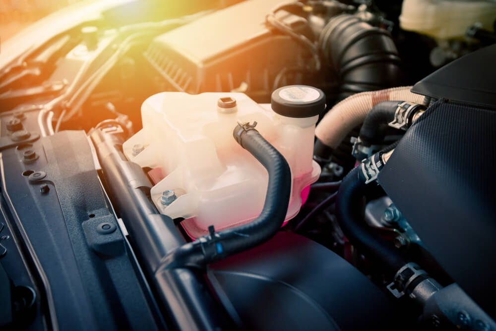 Coolant VS Water – The Pros and Cons