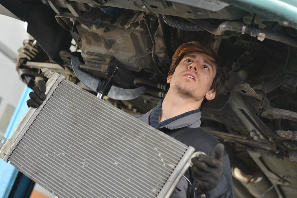Are you looking for radiator repair or replacement?